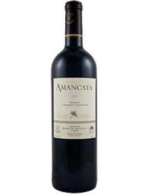 Amancaya Reserve Red Blend 2015 Mendoza 14.5% ABV 750ml