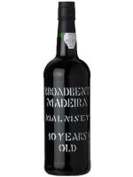 Broadbent Madeira 10yr Malmsey 19% ABV 750ml