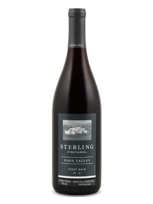 Sterling Pinot Noir Napa Valley 2012 14.2% ABV 750ml