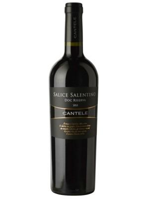 Cantele Salice Salentino Rosso Riserva 2013 13% ABV 750ml