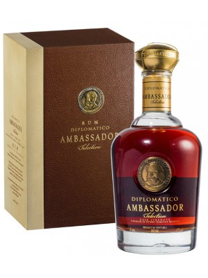 Diplomatico Rum Ambassador Selection LIMITED 47% ABV 750ml