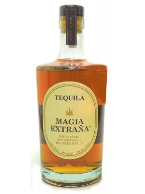 Magia Extrana Extra Anejo 40% ABV 750ml