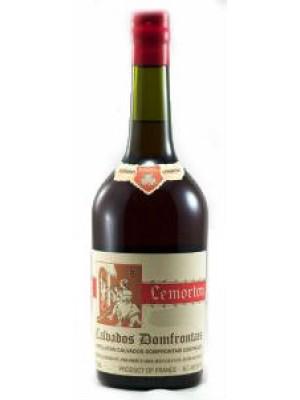 Lemorton Calvados Domfrontais 1987 40% ABV 750ml