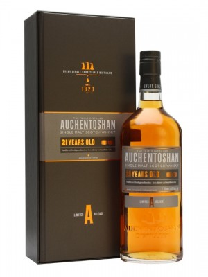 Auchentoshan  Single Malt Scotch  21yr 43% ABV 750ml