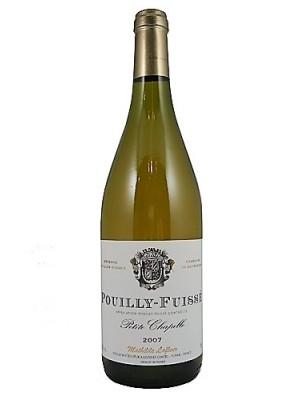 Mathilde Lafleur Pouilly-Fuisse Petite Chapelle 2014 12.5% ABV 750ml