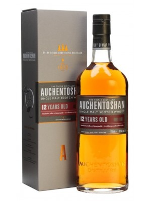 Auchentoshan Single Malt Scoth Whisky 12yr Lowland  40% ABV  750ml