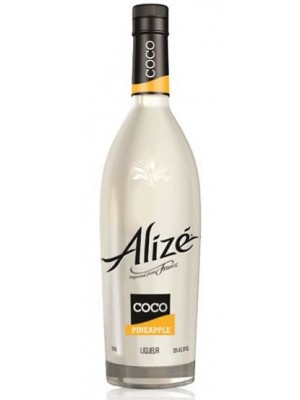 Alize Coco Pineapple  Liqueur  20% ABV 750ml