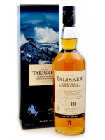 Talisker  10yr Single Malt Isle of Skye 45.8% ABV 750ml