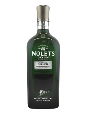 Nolet's  Dry Gin Silver Holland 47.6% ABV 750ml