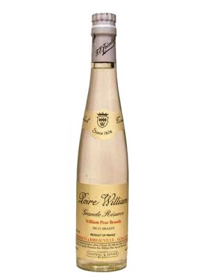 F.E. Trimbach Poire William Grande Reserve 43% ABV 375ml