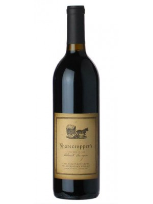 Sharecropper's Cabernet Sauvignon Columbia Valley 2014 14.1% ABV 750ml