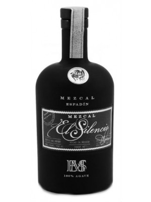 El Silencia Mezcal Espadin 40% ABV 750ml