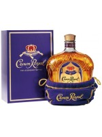 Crown Royal Blended Canadian Whisky 40% ABV 750ml