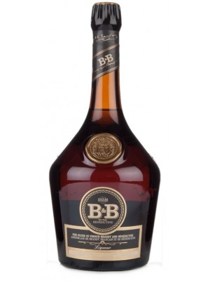 Benedictine B & B  Liqueur  40% ABV 750ml