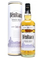 Benriach 16yr  Heart of Speyside Single Malt  46% ABV 750ml