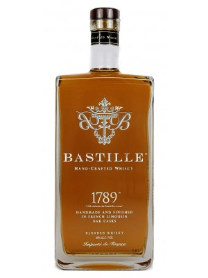 Bastille 1789 Whisky France 40% ABV 750ml