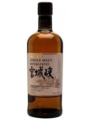 Nikka Whisky Single Malt Miyagikyo 45% ABV 750ml