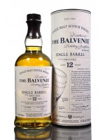 Balvenie 12yr Single Barrel First Fill 47.8% ABV 750ml