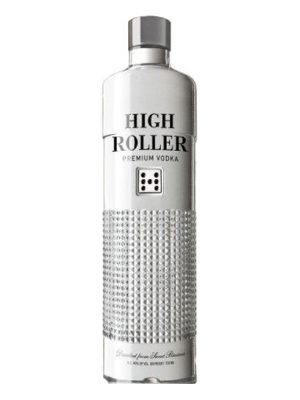 High Roller Premium Vodka from Sweet Potato 40% ABV  750ml
