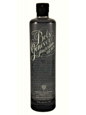 Bols Genever Gin Amsterdam Holland 42% ABV 750ml