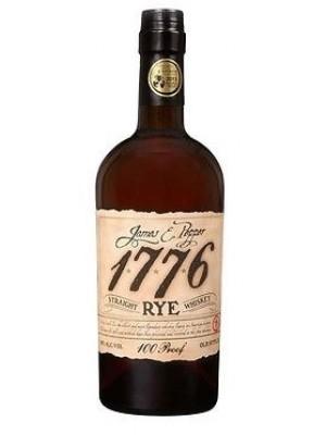 James E. Pepper 1776  Straight Rye 50% ABV  750ml