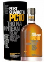 Bruichladdich PC10 Heavily Peated Islay Single Malt 59.8% ABV  750ml