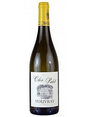 Clos Palet Vouvray 2014 12.5% ABV 750ml