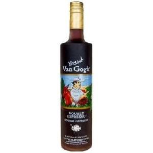 Van Gogh Double Espresso Vodka Holland 35% ABV 750ml