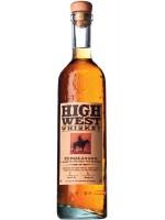 High West Rendezvous Straight Rye  Park City Utah 46% ABV 750ml