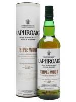 Laphroaig Triple Wood Single Malt Islay  48% ABV 750ml