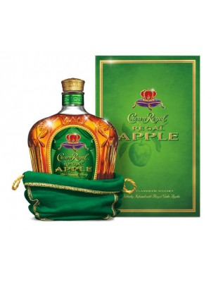 Crown Royal Regal Apple  Whisky 35% ABV 750ml