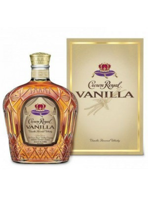 Crown Royal Vanilla Whisky 35% ABV 750ml