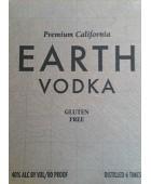 Earth Vodka Gluten Free 40% ABV 750ml