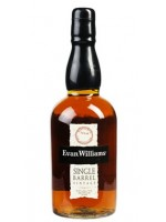 Evan Williams Single Barrel 2007 Kentucky Straight Bourbon Whiskey 43.3% ABV 750ml