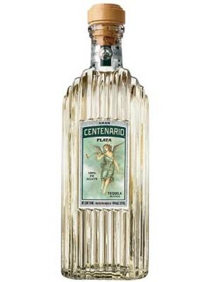 Gran Centenario Tequila Plata 40% ABV 750ml