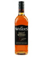 J.P. Wiser's Spiced Vanilla Canadian Whisky #5 43% ABV 750ml