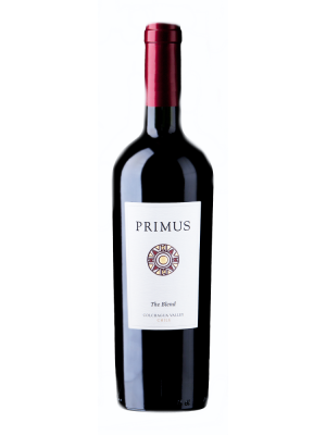 Primus The Blend Veramonte Colchagua Valley Chile  2010 14.5% ABV  2009