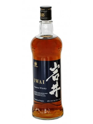 Mars IWAI Japanese Whisky 40% ABV 750ml