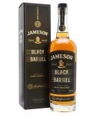 Jameson Black Barrel Triple Distilled  40% ABV 750ml