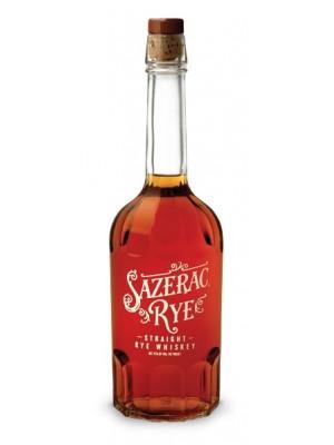 Sazerac Straight Rye Whiskey 45% ABV 750ml