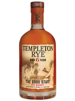 Templeton Rye 6yr 45.75% ABV 750ML