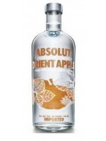 Absolut  Orient  Apple Vodka Sweden  40% ABV 750ml