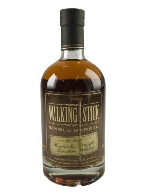 Walking Stick Single Barrel Kentucky Straight Bourbon 45% ABV 750ml