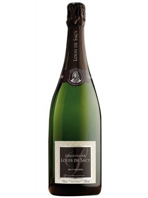 Louis De Sacy Brut Originel  12% ABV 750ml