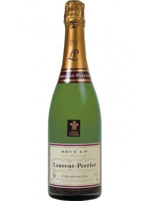 Laurent Perrier Brut NV Kosher 12% ABV 750ml