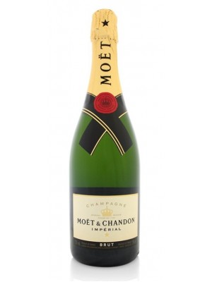 Moet & Chandon Imperial Brut NV 12% ABV  750ml