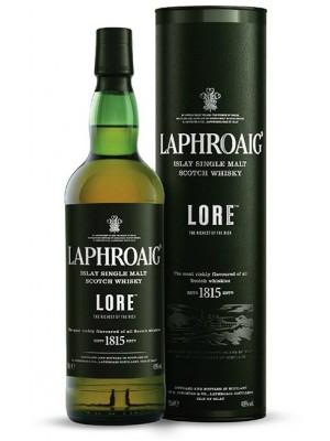 Laphroaig Lore 48% ABV 750ml