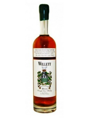 Willett Straight Rye Rare Release 63%ABV 750ml
