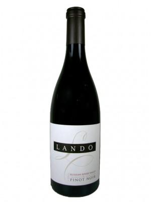 Lando Pinot Noir Sonoma Coast 2013 14.6% ABV 750ml