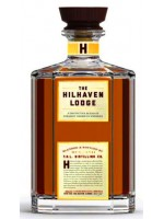 The Hilhaven Lodge Straight American Whiskey Blend 40% ABV 750ml
